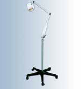 medical lamp / LED / on casters