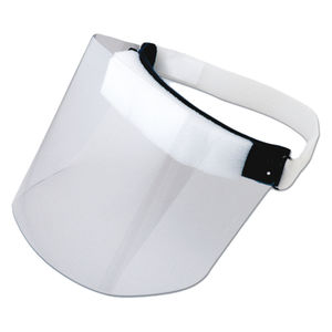disposable face-shield
