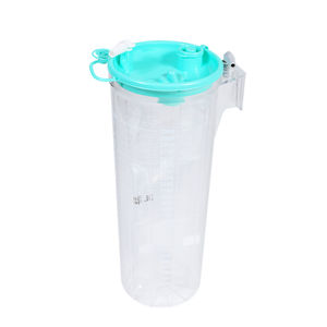 medical suction pump jar / polycarbonate