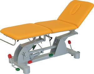 hydraulic examination table