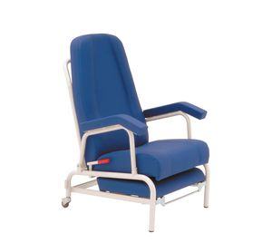 patient chair with legrest / manual