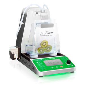 gravimetric dilutor / laboratory / programmable