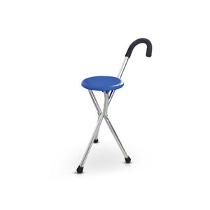 walking stick with seat