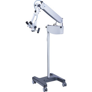 ENT surgery microscope / ENT examination microscope / on casters