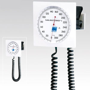 dial sphygmomanometer / wall-mounted