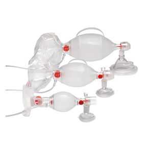 adult manual resuscitator / infant / pediatric / PVC