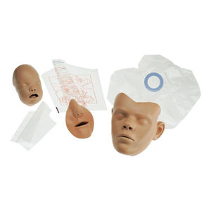 mouth-to-mouth artificial ventilation mask / CPR / reusable