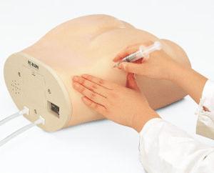 intramuscular injection training manikin