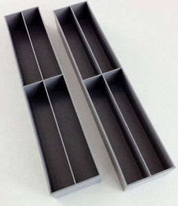 cabinet tray / plastic