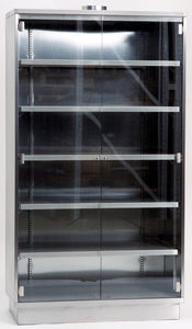 sample storage cabinet / for laboratory samples / laboratory / with shelf