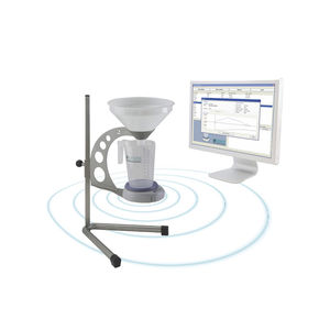 computer-based urinary flow meter