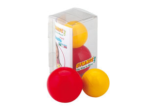 small squeeze ball