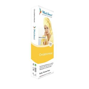 rapid ovulation test / LH / urine / immunochemical