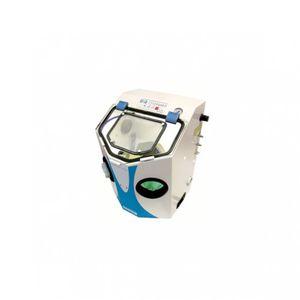 automatic sandblaster / manual / 2-tank