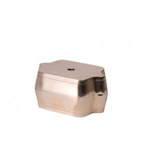 polymerization dental flask / round