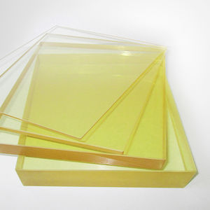 0.50 mm radiation shielding glass