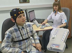 2-channel EEG system