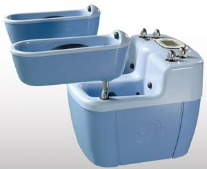 lower limb galvanic therapy bathtub