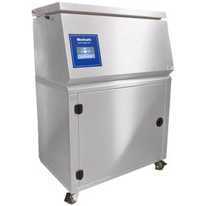 medical flusher-disinfector / front-loading