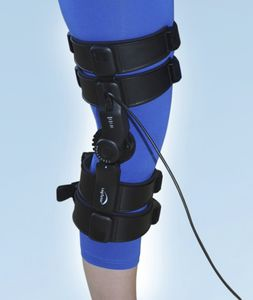 knee rehabilitation system / computer-assisted