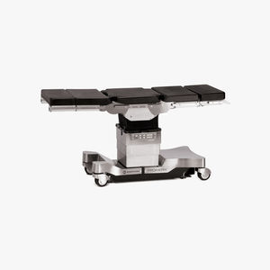 universal operating table / electro-hydraulic / on casters