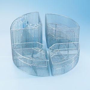 instrument sterilization basket / wire