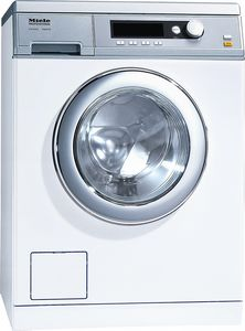 front-loading washer-extractor