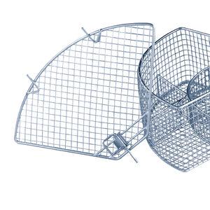 sterilization basket lid / perforated