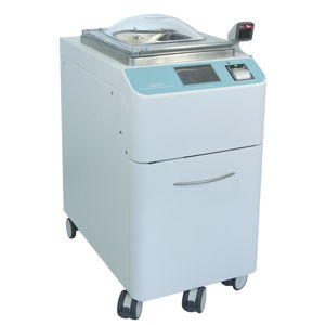laboratory sample preparation system / fixation / on casters