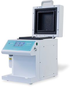 automatic sample preparation system / for histology / cryogenization / embedding