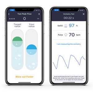 spirometry iOS application