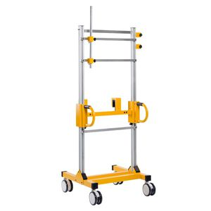 docking trolley / emergency / for medical devices / medical