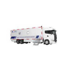 emergency mobile health vehicle