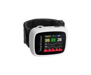 wrist pulse oximeter