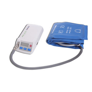 automatic digital blood pressure monitor / arm / portable / compact