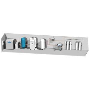 container oxygen generator