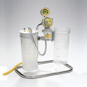pneumatic surgical suction pump