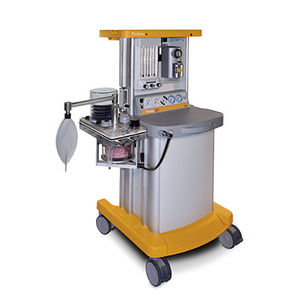 trolley-mounted anesthesia workstation