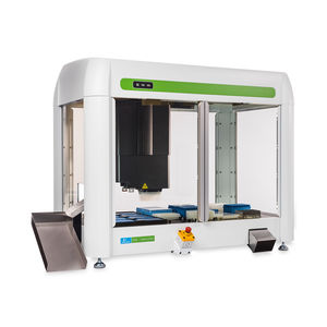drug discovery laboratory workstation / robotic / for liquid handling / benchtop