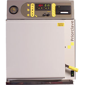 laboratory autoclave / compact / benchtop