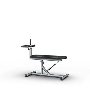 abdominal crunch weight training bench