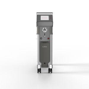 surgical laser / lithotripsy / Ho:YAG / trolley-mounted