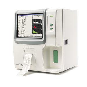 23-parameter hematology analyzer