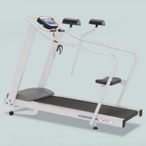 treadmill with underarm bars