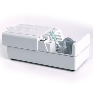 electro-pneumatic nebulizer / with compressor