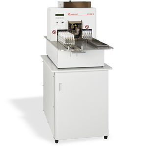 tube capping system / laboratory / automatic / floor-standing