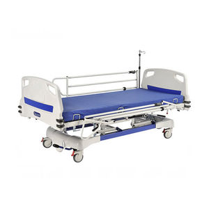 medical bed / hydraulic / Trendelenburg / height-adjustable