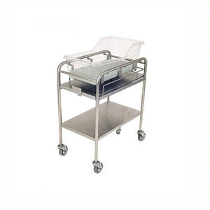 Trendelenburg hospital bassinet
