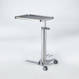 height-adjustable instrument table