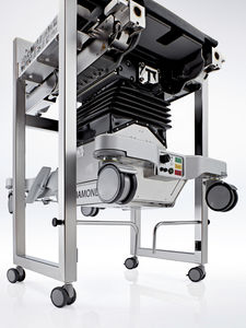 cleaning and sanitization system